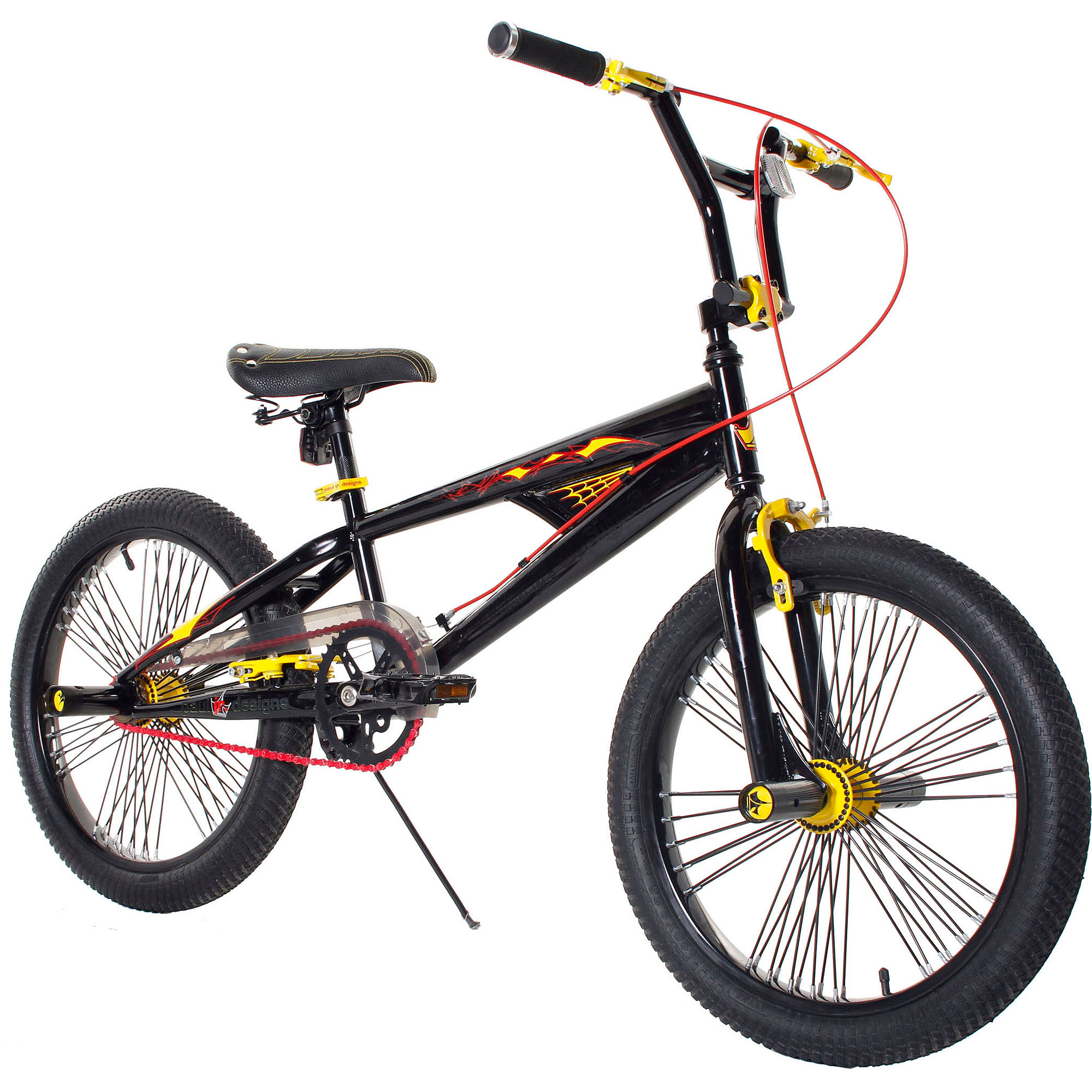 "Paul Jr. Designs 20"" Anti-Venom Freestyle Bicycle"