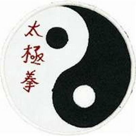 Tai Chi Chuan Patch b2406