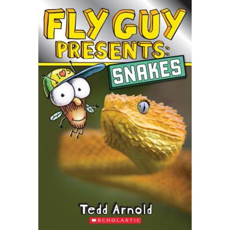 Fly Guy Presents: Snakes (Scholastic Reader, Level 2) ()