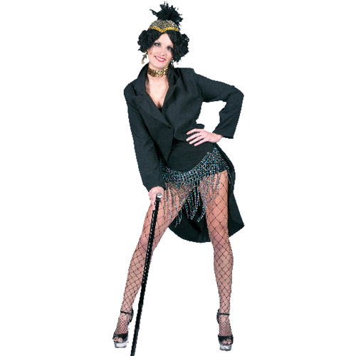 Women's Broadway Jacket Adult Halloween Costume - One Size