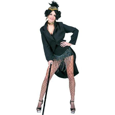 Women's Broadway Jacket Adult Halloween Costume - One Size](Broadway Halloween)