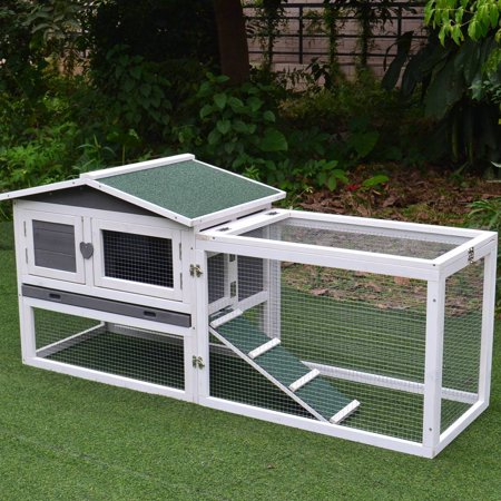 Good Life Outdoor Rabbit Hutch (The Best Rabbit Hutch)
