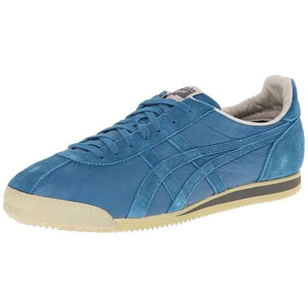on sale 2d700 76e99 Onitsuka Tiger Corsair Fashion Sneaker,Seaport/Seaport,12.5 M US/14 Women's  M US