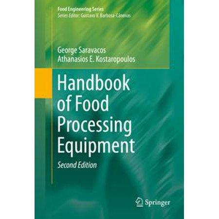 Handbook of Food Processing Equipment - eBook