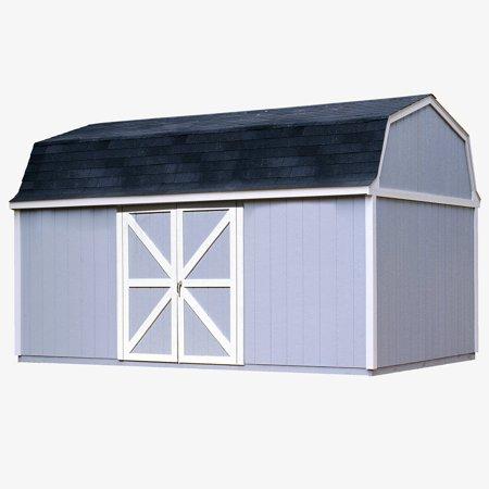 Handy Home Berkley Storage Shed - 10 x 16 ft.