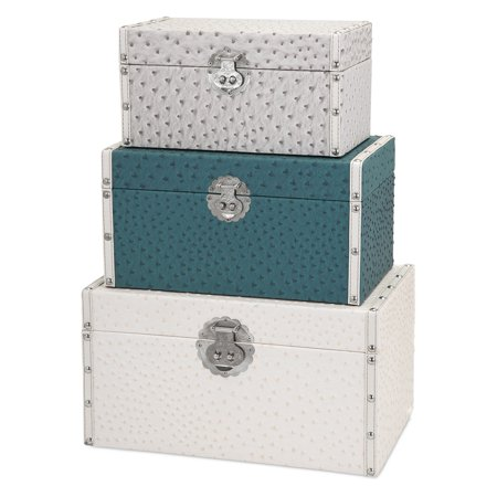 Claire Trunks   Set Of 3