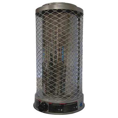 Dayton Portable Natural Gas Heater