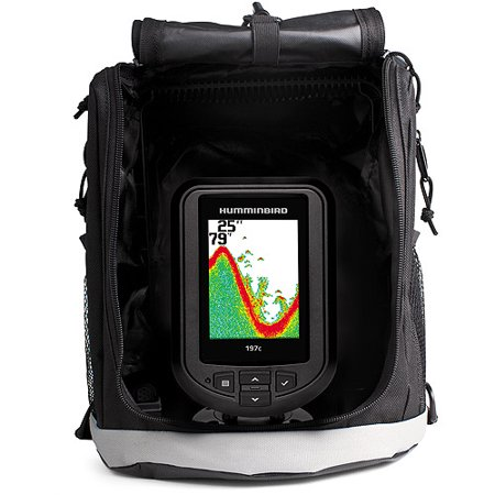 Humminbird piranhamax 197c pt color portable fishfinder for Walmart fish finder