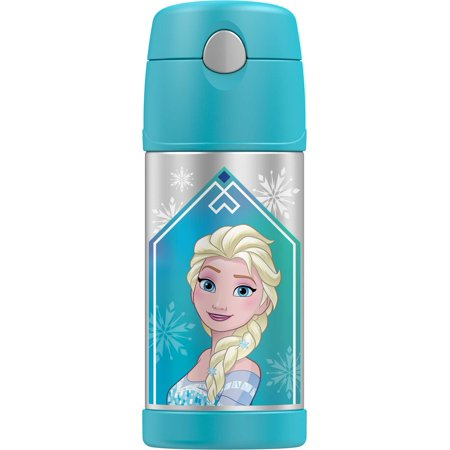 Thermos 12 Ounce Funtainer Vacuum Insulated Straw Bottle