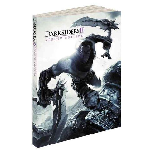 Darksiders II: Prima Official Game Guide