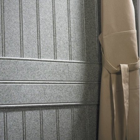 swanstone decorative shower wall panel in white - walmart