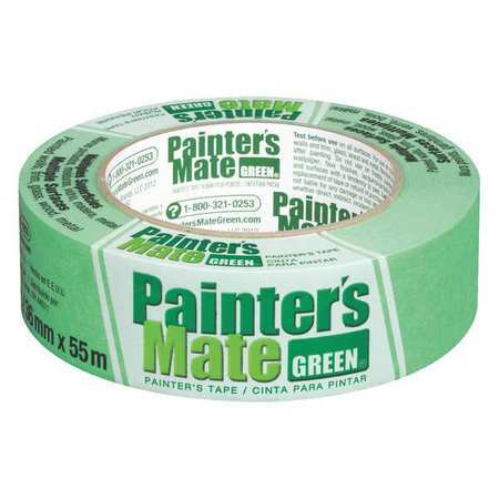 SHURTAPE Masking Tape,Paper,Green,36mm CP 150