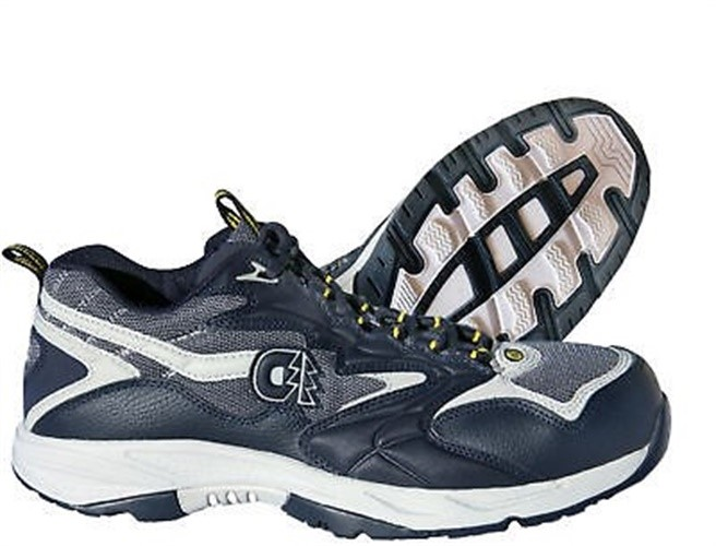 Dunham New Balance 8703 Mens Steel Toe Athletic Safety Shoes EH 8 D by Dunham