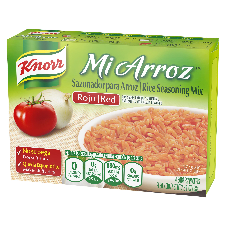 calorias 1 porción de arroz