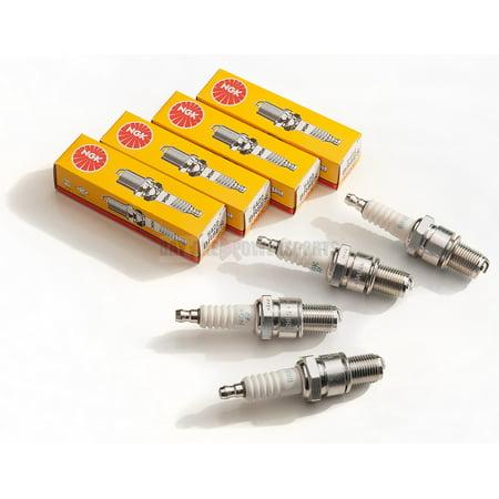 Ngk Spark Plug Pack - NGK Br8Es 5422 Spark Plugs Pack Of 4