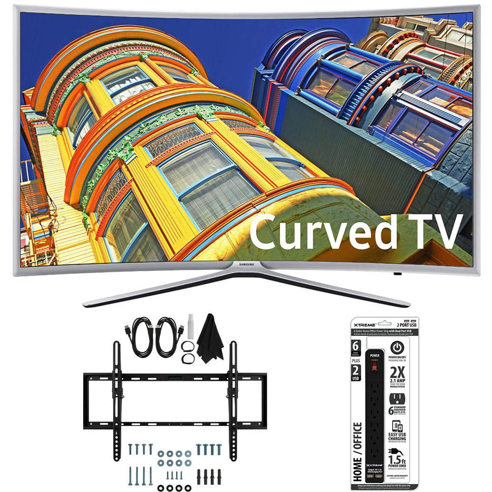 Samsung UN55K6250  - Curved 55-Inch 1080p Full HD LED Sma...