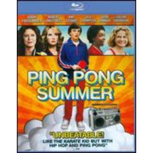 Ping Pong Summer (Blu-ray) (Widescreen)