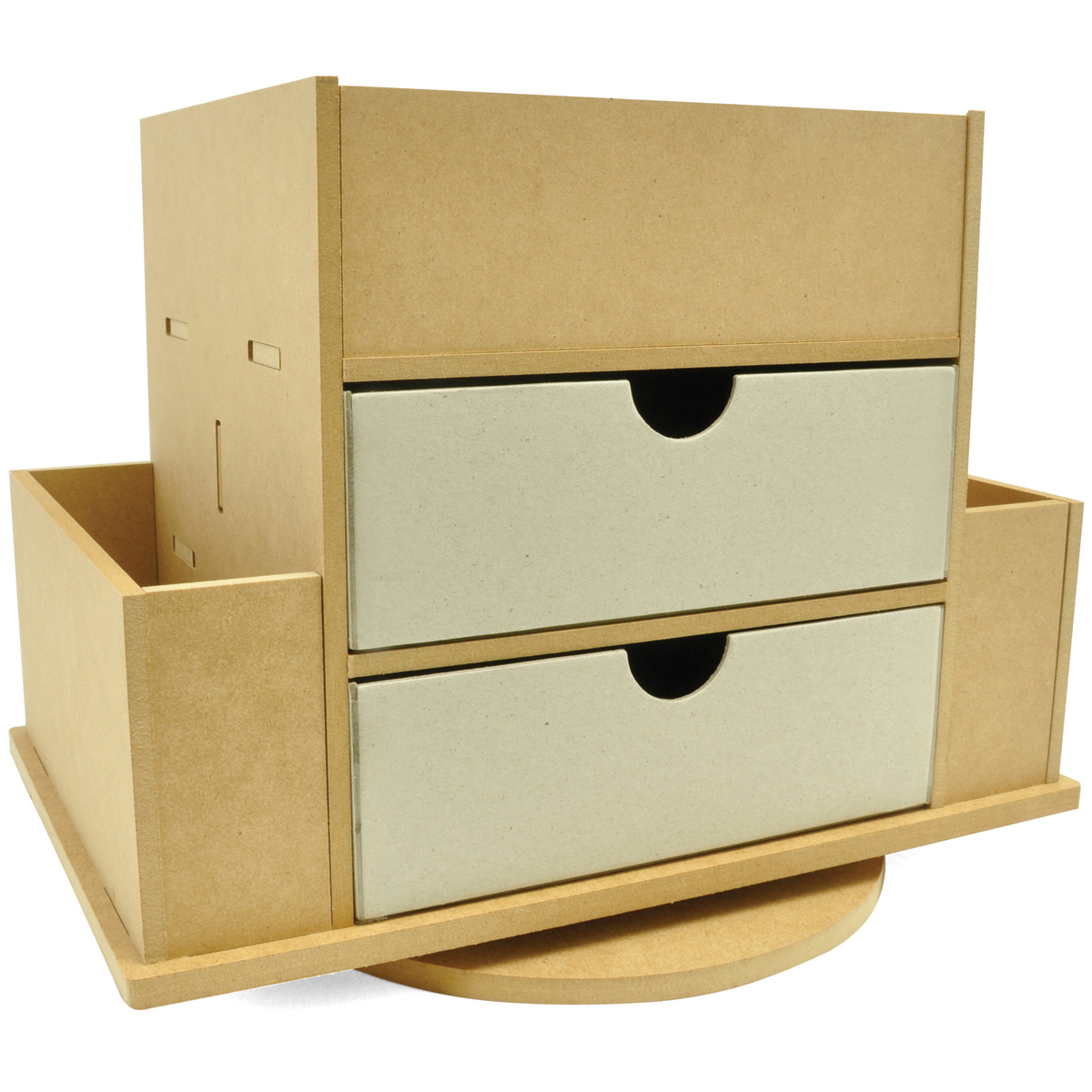 "Beyond The Page MDF Craft Caddy-13.25""X10.5""X8.5"""