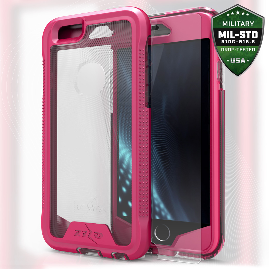 Iphone 6 6s Case Zizo Ion Series W Free Iphone 6 6s Screen