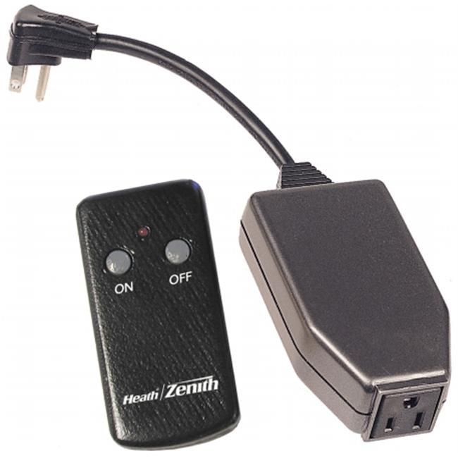 Heathco Heath Zenith Indoor & Outdoor Remote Light Control SL6139