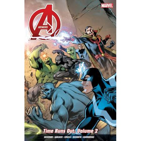 Avengers: Time Runs Out Vol. 2 - Avengers Cut Out