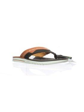 c76f21c1e4ec Product Image Rider Mens Sevilha White Brown Flip Flops Size 7