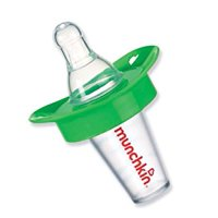 Munchkin The Medicator - Green (Pack of 3)