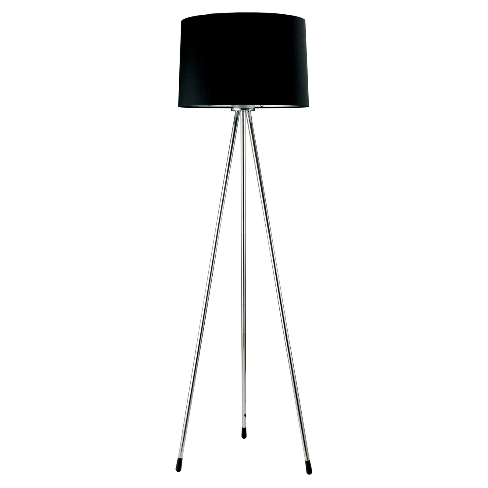 Ore International 3 Leg Floor Lamp Black Walmart
