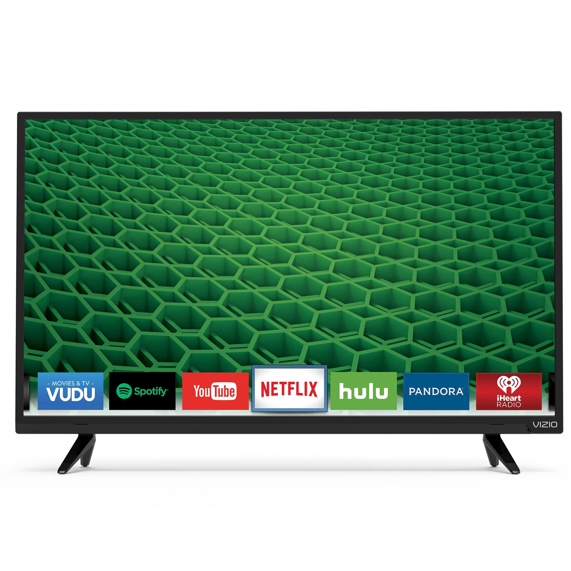 "Refurbished Vizio 32"" Class FHD (1080P) Smart LED TV (D32F-E1)"