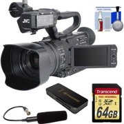 Best Camcorder Under 200s - JVC GY-HM200U/250 Ultra 4K HD 4KCAM Professional Camcorder Review