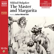 The Master and Margarita - Audiobook