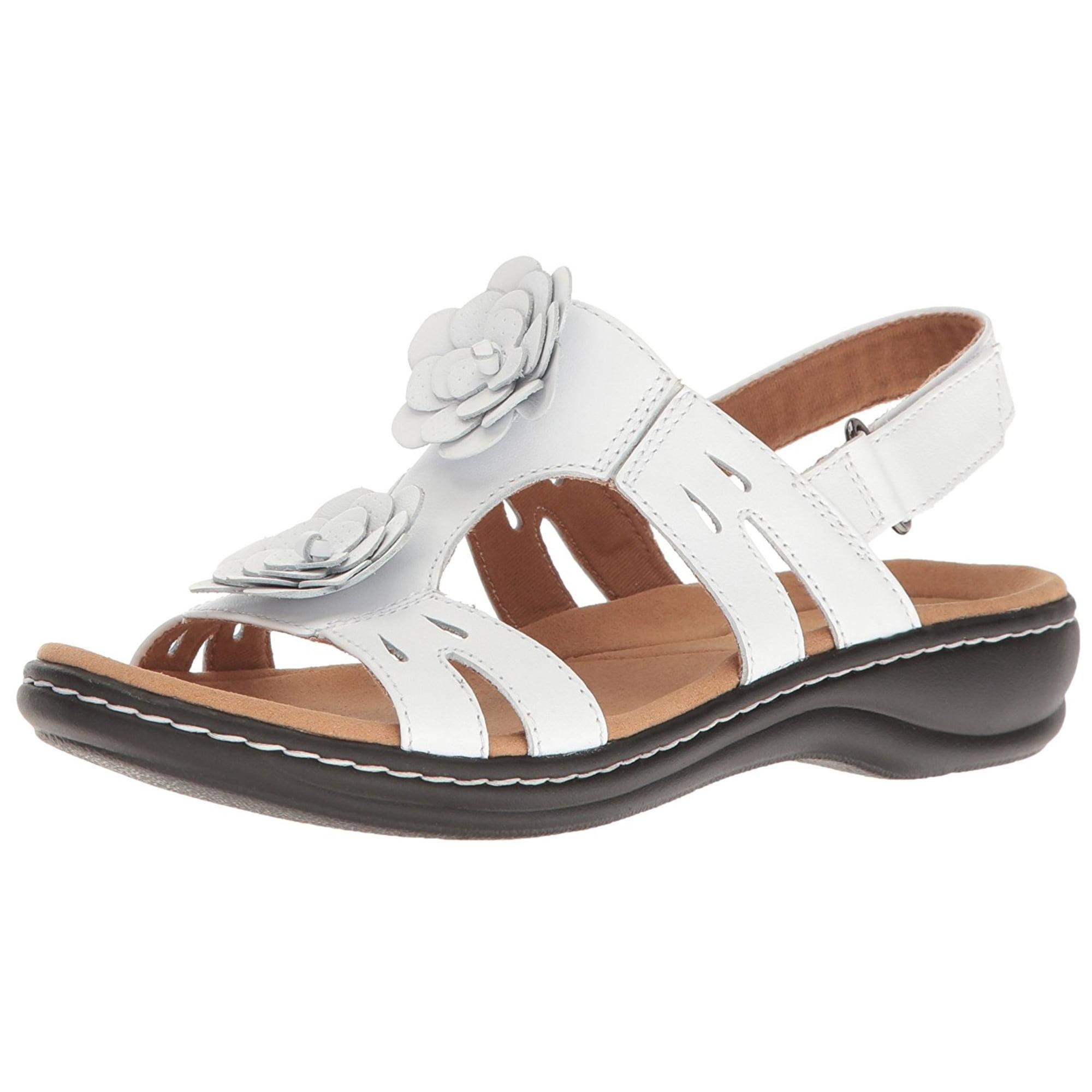 e6c3d9d4d50f CLARKS Women s Leisa Claytin Flat Sandal