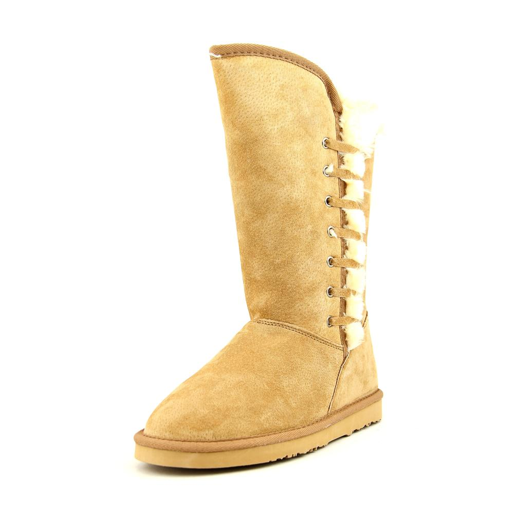 Lamo Robyn Women Round Toe Suede Winter Boot by Winter Boots
