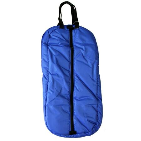 Bridle Halter Bag Case Carrier Horse Tack 420D Padded 3 Inner Loops Royal Blue (Carrie Brille)