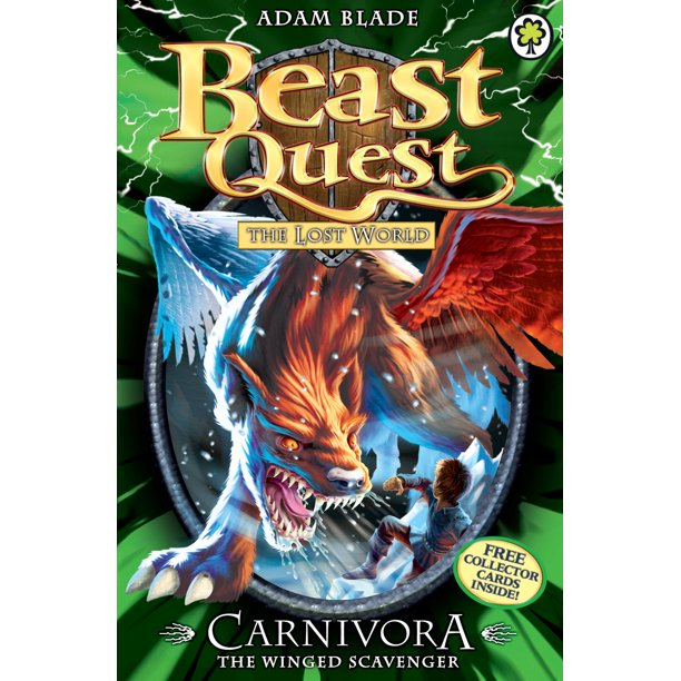 beast quest beast quest 42 carnivora the winged