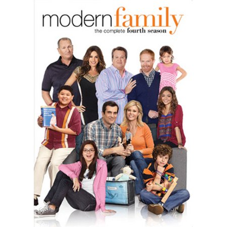Modern Family: The Complete Fourth Season (DVD) - Four Seasons Family Ring