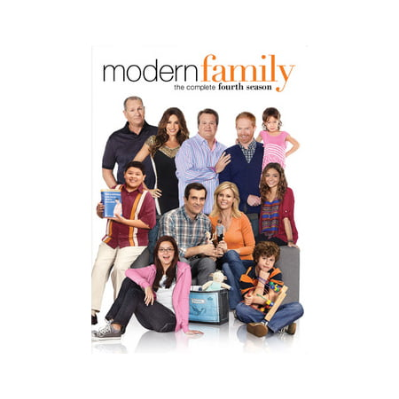 Modern Family: The Complete Fourth Season - Modern Family Halloween Season 3
