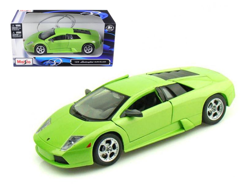 Lamborghini Murcielago Green 1 24 Diecast Model Car by Maisto by Diecast Dropshipper