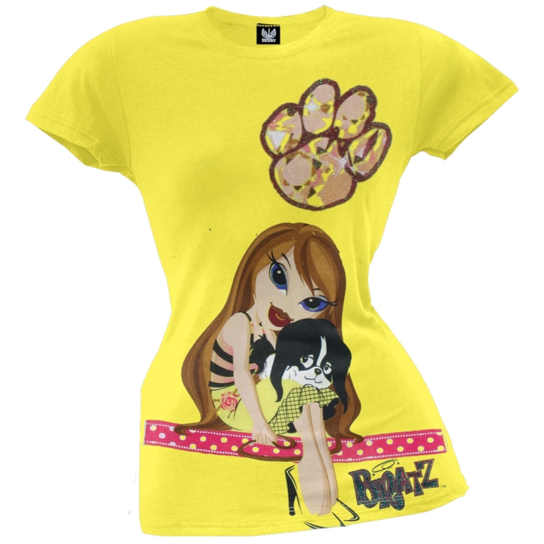 Bratz - Pampered Pups Juvy Girls T-Shirt