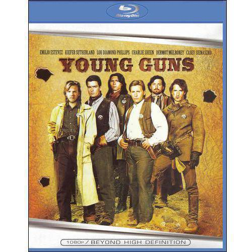 Young Guns (Blu-ray) (Widescreen)