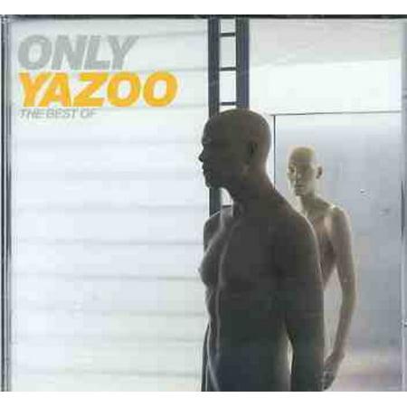 Only Yazoo: The Best of Yazoo (CD) (Yazoo Only Yazoo The Best Of Yazoo)