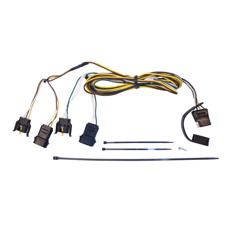 Westin 65 62004 Trailer Wiring Connector Kit