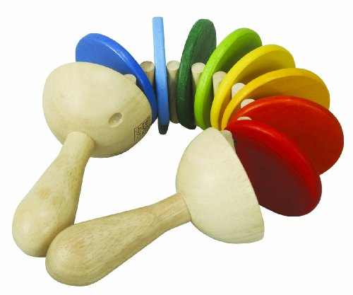 PlanToys Plan Preschool Clatter Music Multi-Colored by PlanToys