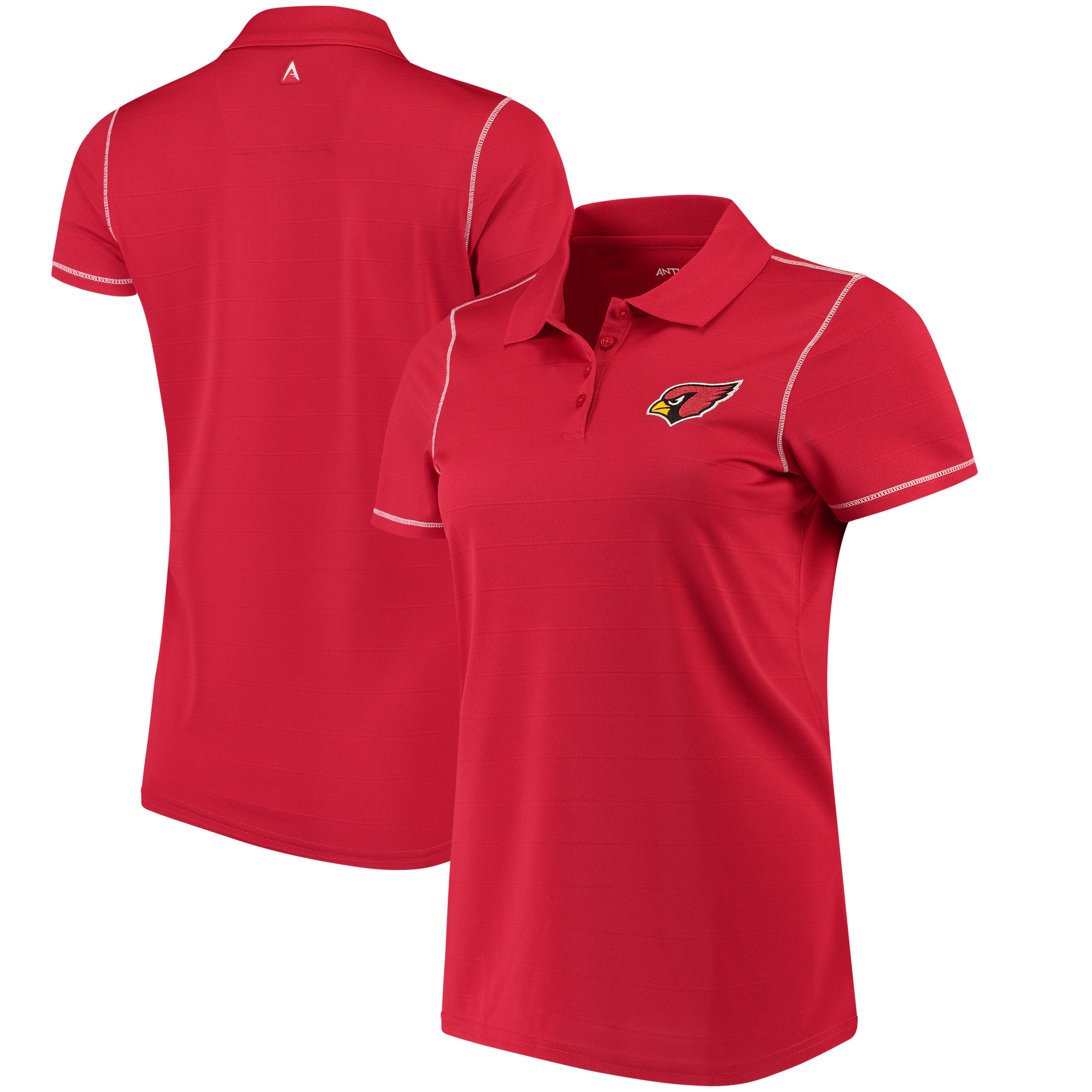 Arizona Cardinals Antigua Women's Icon Polo - Cardinal