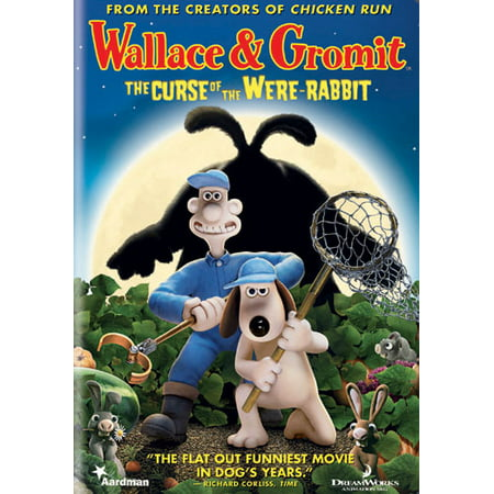 Wallace & Gromit: The Curse Of The Were-Rabbit (Full
