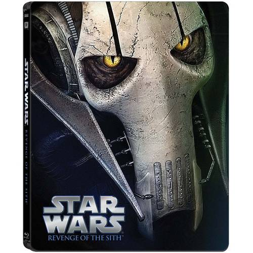 Star Wars: Episode III - Revenge Of The Sith (Limited Edition Collectible Steelbook) (Blu-ray)