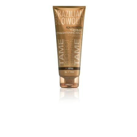 Brazilian Blowout Thermal Straightening Balm, 8