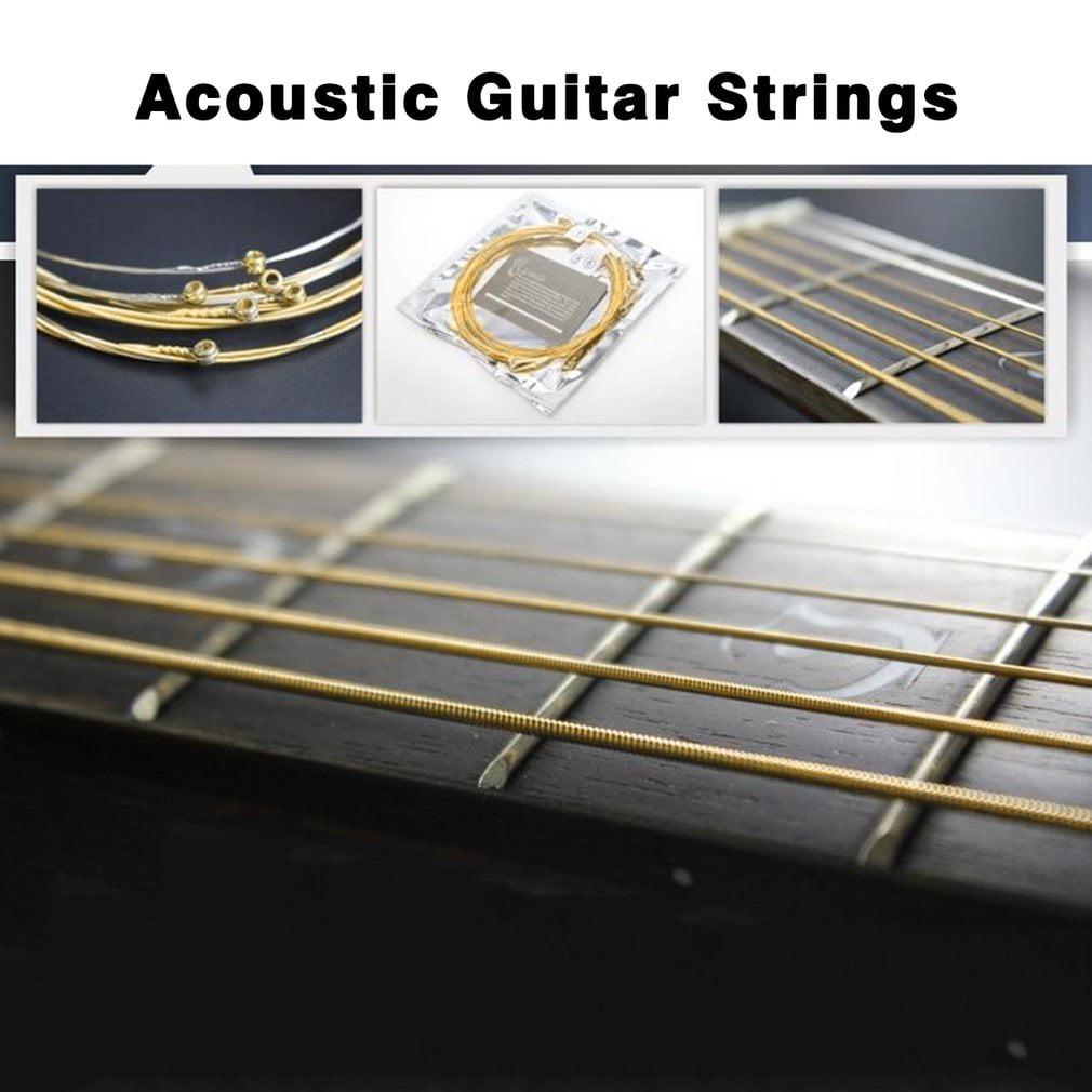 ZIKO DP 010-012 Acoustic Guitar Strings Musical Instruments Phosphor Bronze Strings Professional Guitar Parts