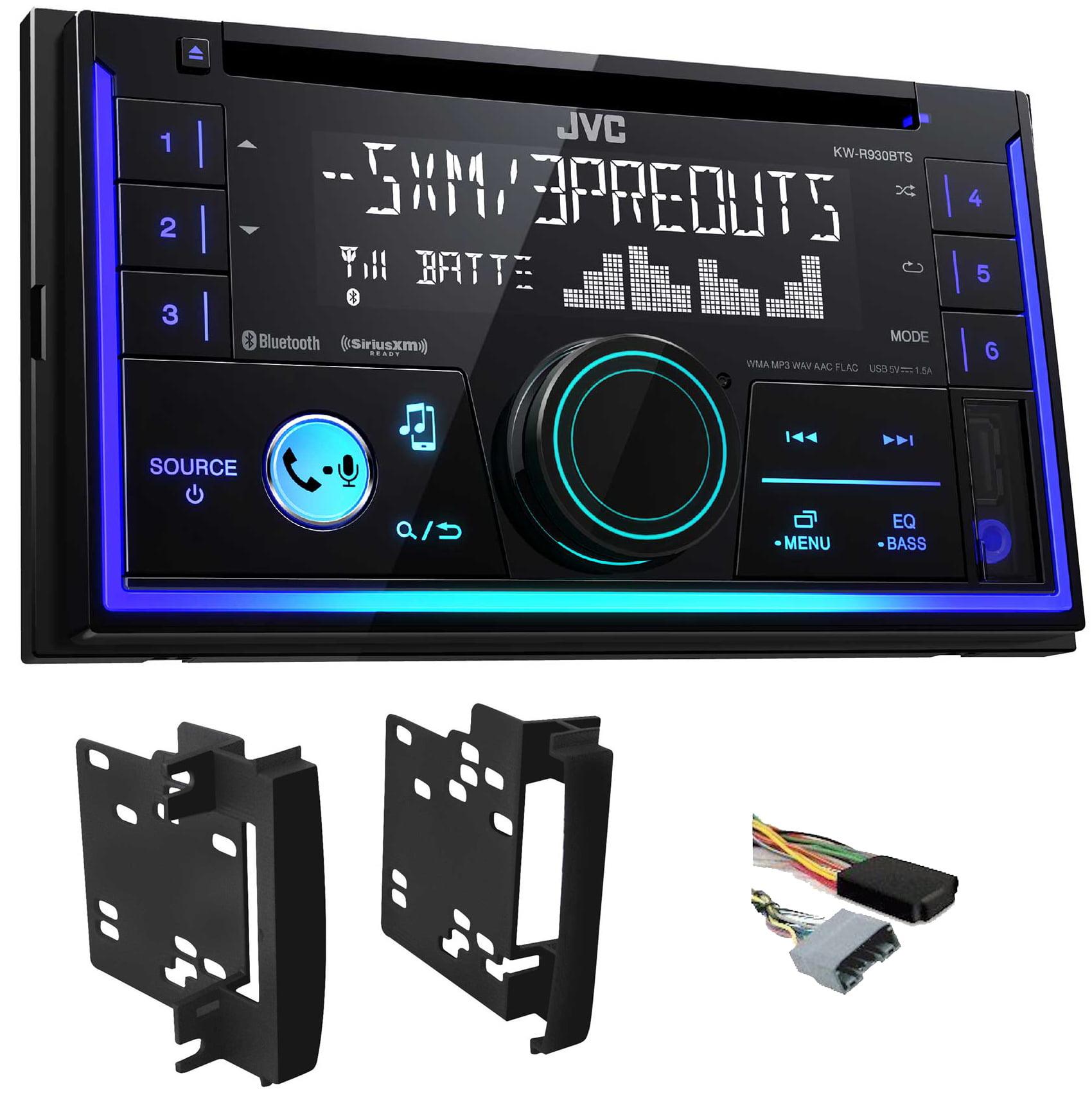 11-12 Dodge Ram 4500 5500 JVC Car CD Receiver w Bluetooth USB iPhone Sirius by JVC