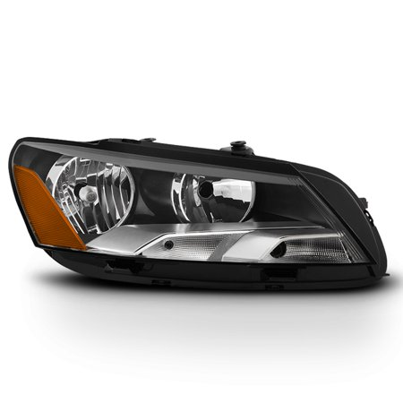Fit [Halogen Type] 2012-2015 Volkswagen Passat Passenger Right Side Headlights